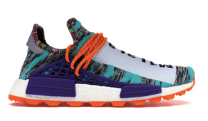 "Adidas Pharrell Human Race NMD ""Solar Pack Orange""-LacedUp"