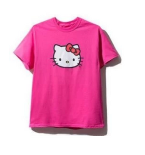"Anti Social Social Club ""Hello Kitty"" Tee"