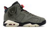 "Air Jordan Retro 6 ""Travis Scott"" GS-LacedUp"