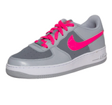 "Nike Air Force One ""Hyper Pink"" GS-LacedUp"