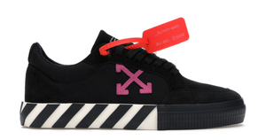 "Off White Vulc Low ""Fuchsia"""