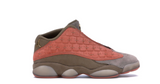 "Air Jordan Retro 13 ""Low Clot Sepia""-LacedUp"