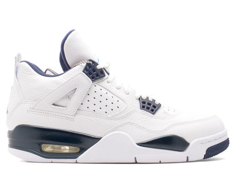 "Nike Air Jordan 4 Retro ""Legend Blue"""