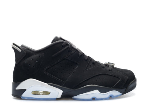 "Air Jordan Retro 6 Low ""Chrome"""