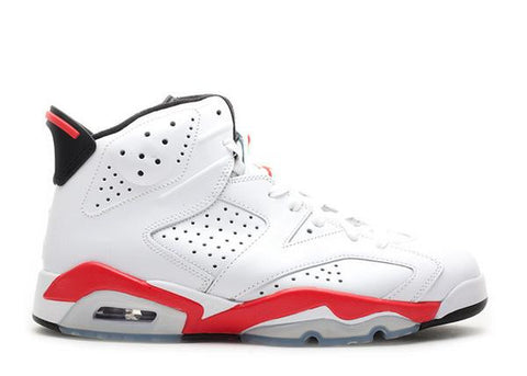 "Nike Air Jordan Retro 6 ""Infrared"" '10"