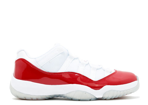 "Nike Air Jordan Retro 11 Low ""Cherry"""