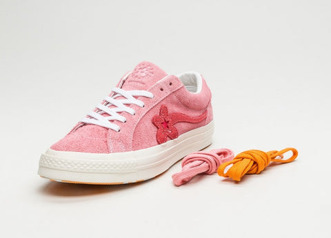 "Converse x Tyler The Creator ""Golf le Fleur"" One Star"