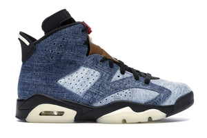 "Air Jordan Retro 6 ""Overwashed Denim"""