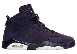 "Nike Air Jordan 6 ""Dark Purple Suede"""