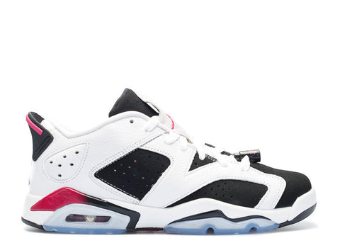 "Kids Air Jordan Retro 6 Low GG GS ""Fuchsia"""