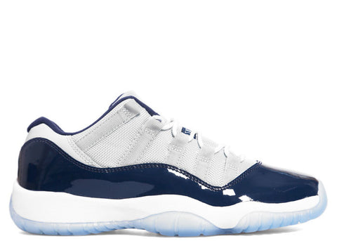 "Kids Air Jordan Retro 11 Low ""Georgetown"" GS"