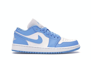 "Air Jordan Retro 1 Low Womens ""UNC"""