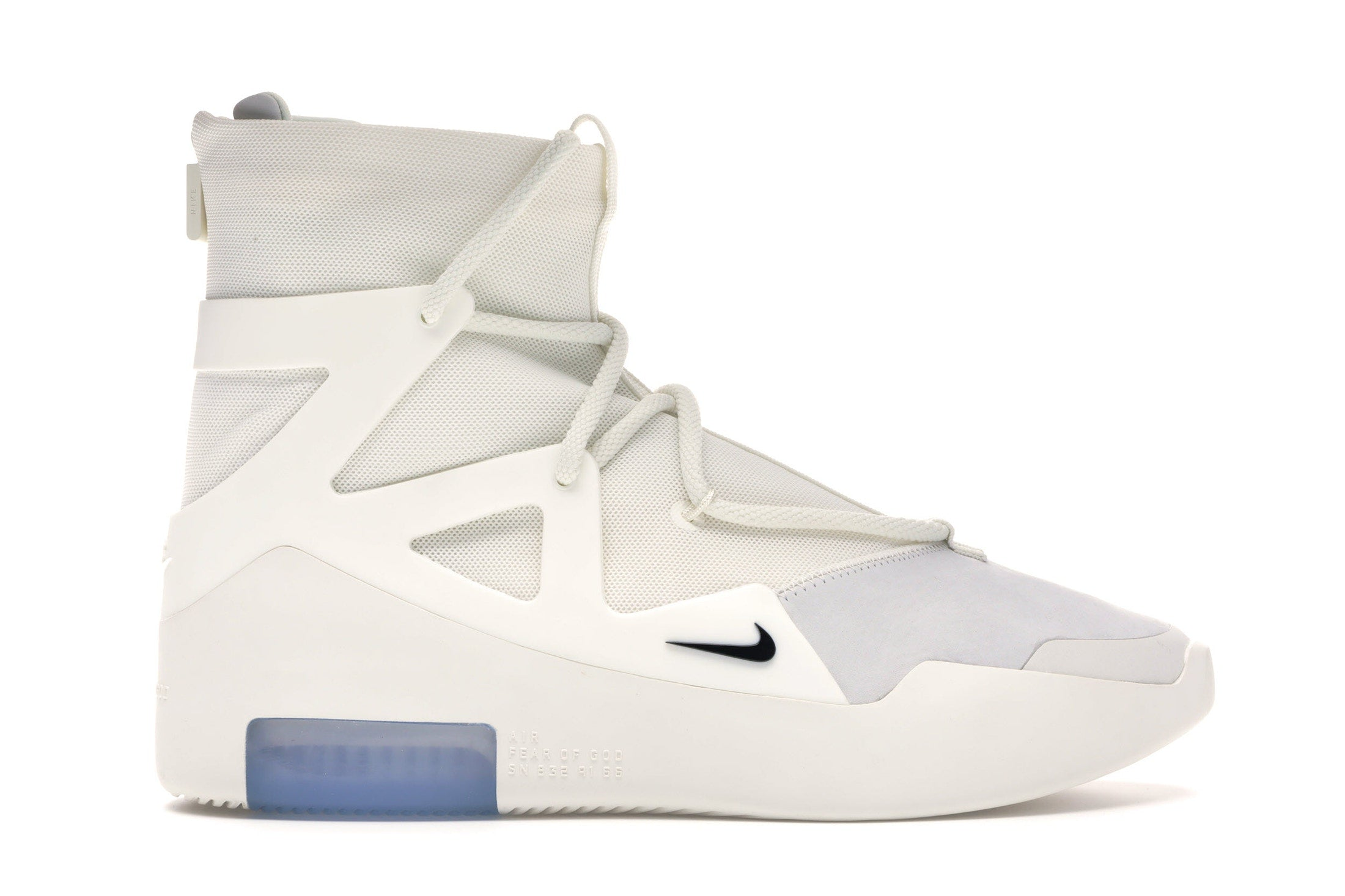 Air Fear Of God 1 Sail Black Boot