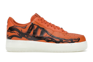 "Air Force One Low ""Skeleton"" (Orange)"