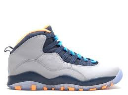 "Air Jordan Retro 10 ""Bobcat"" GS"