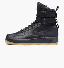 "Nike Air Special Force 1 ""Black/Gum"""