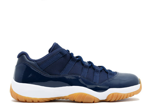 "Nike Air Jordan Retro 11 Low ""Navy Gum"""