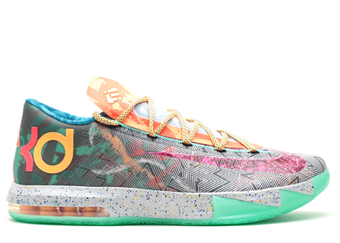 "Nike KD 6 Premium ""What The"""