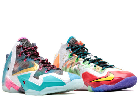 "Nike LeBron XI ""What The"""