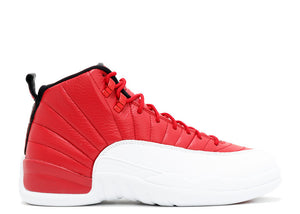 "Air Jordan Retro 12 GS ""Gym Red""-LacedUp"