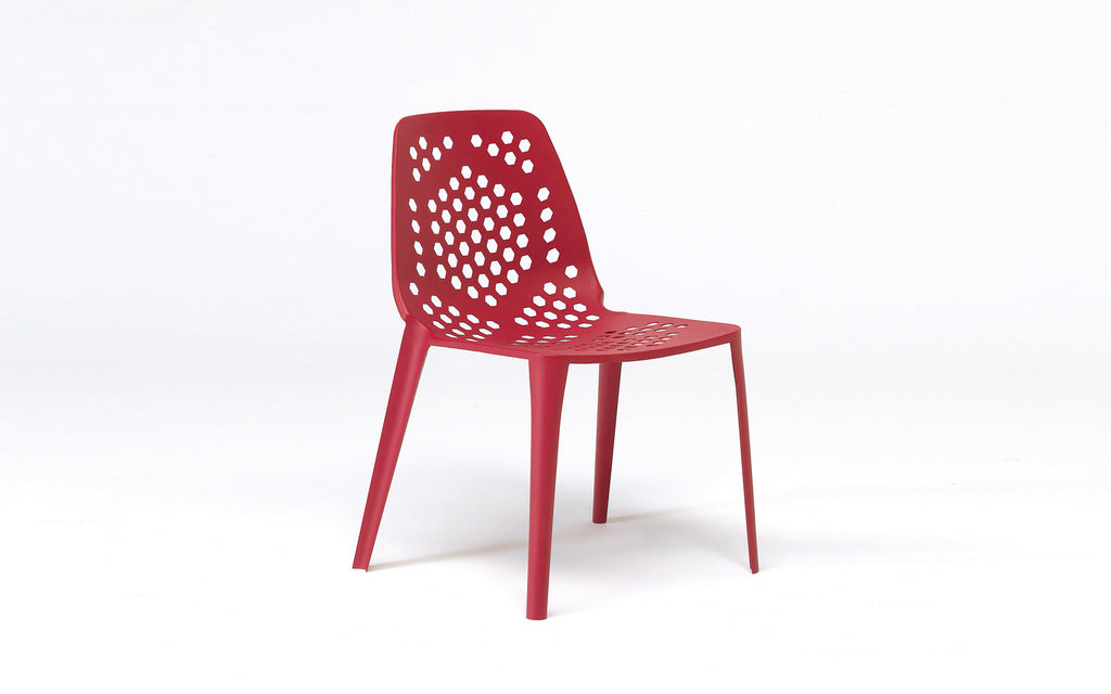 Pattern chair