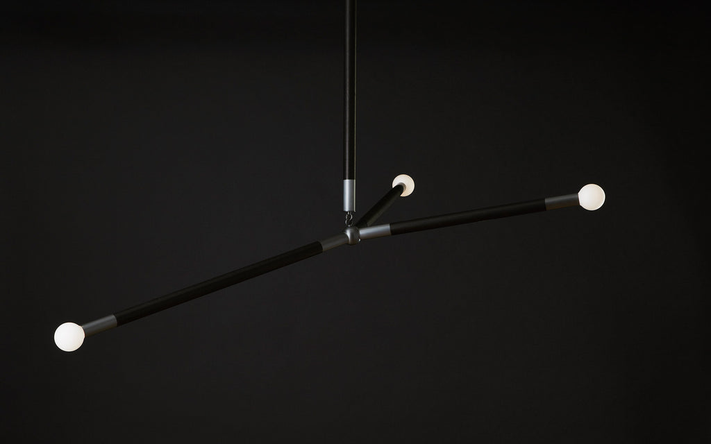 Arrow pendant light