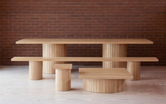 Barrel Dining table