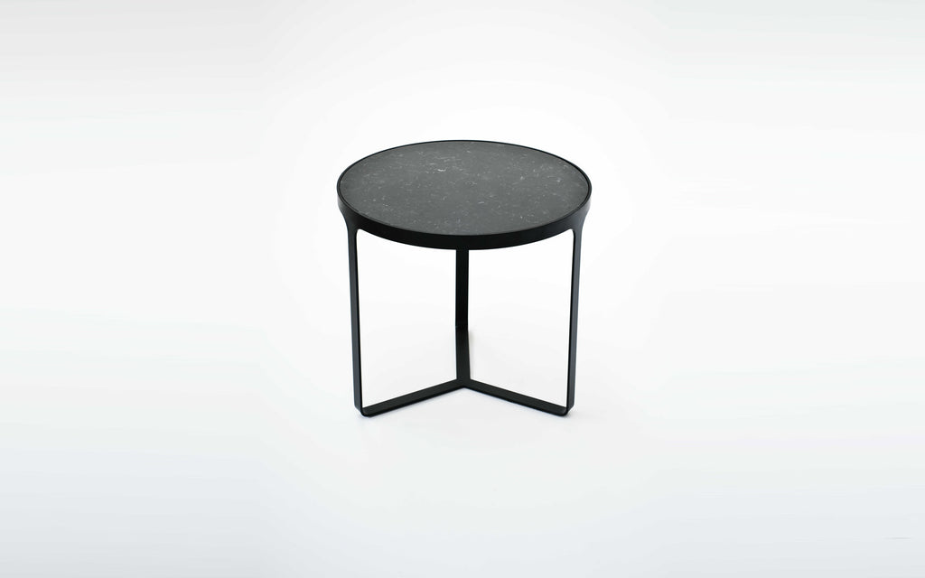 Cage round coffee table