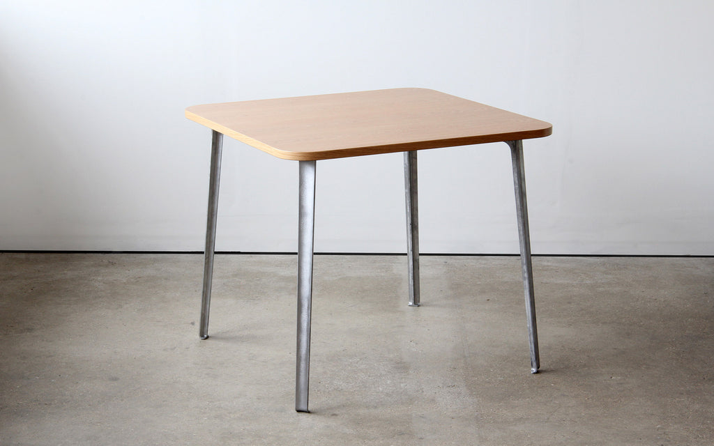 Canteen Oak Table