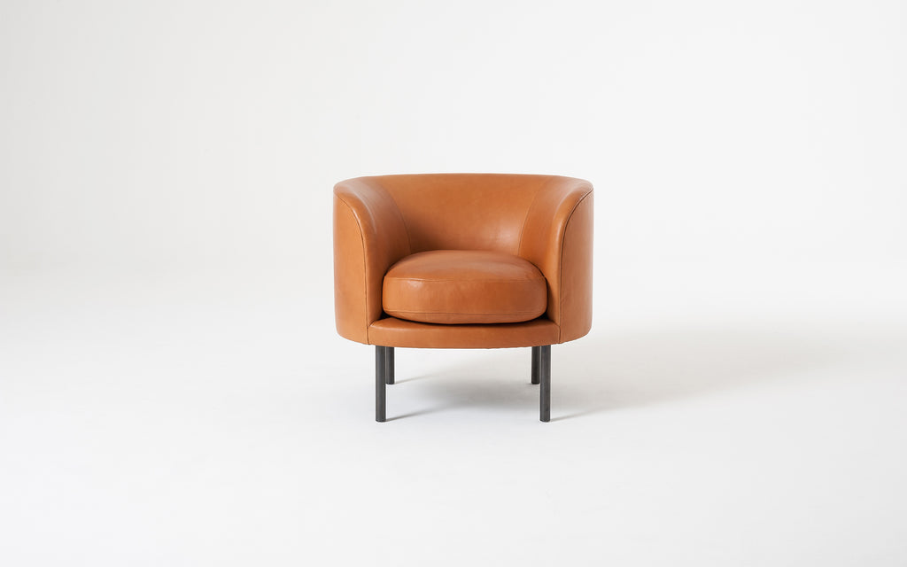 Continuous armchair