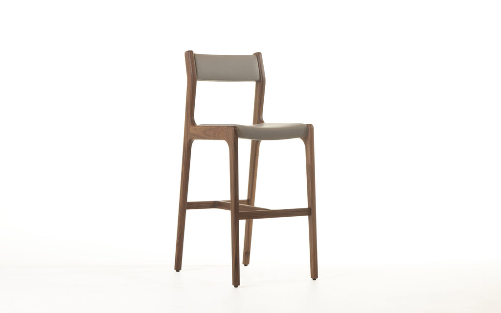Deer bar stool