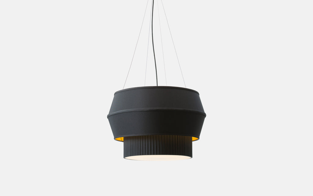 Delta V pendant light