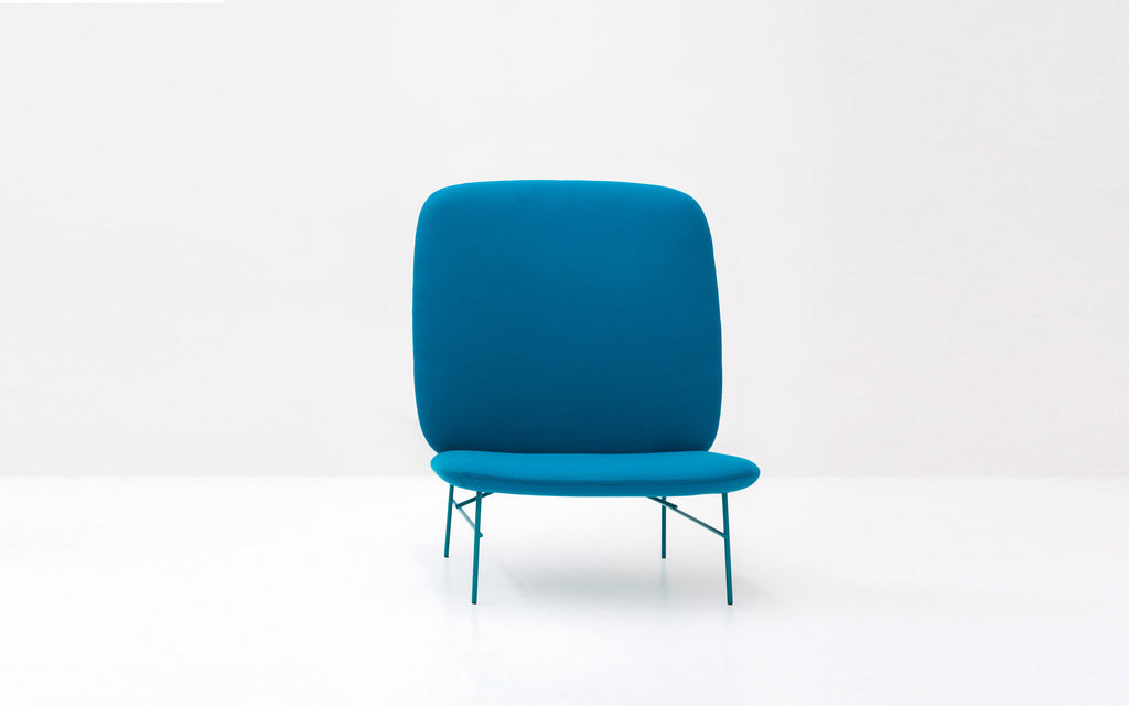 Kelly H armchair