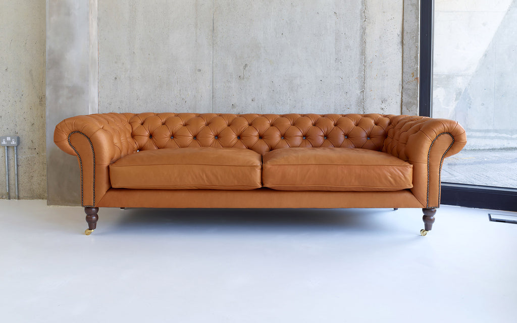 Munro three seat sofa