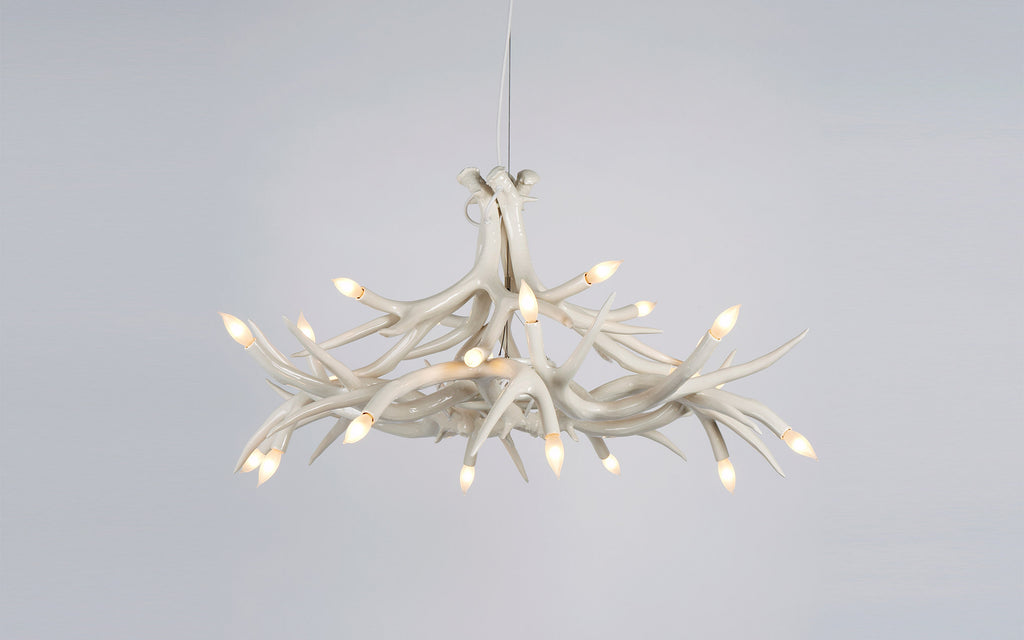 Superordinate Antler Chandelier 12