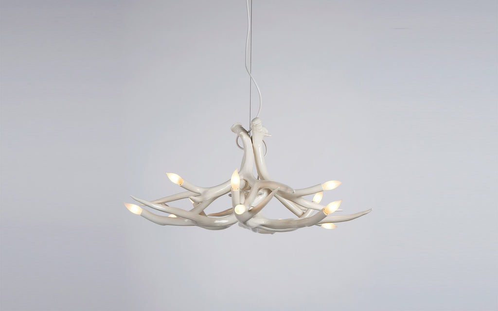 Superordinate Antler Chandelier 6