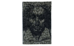 Shakespeare in Africa rug