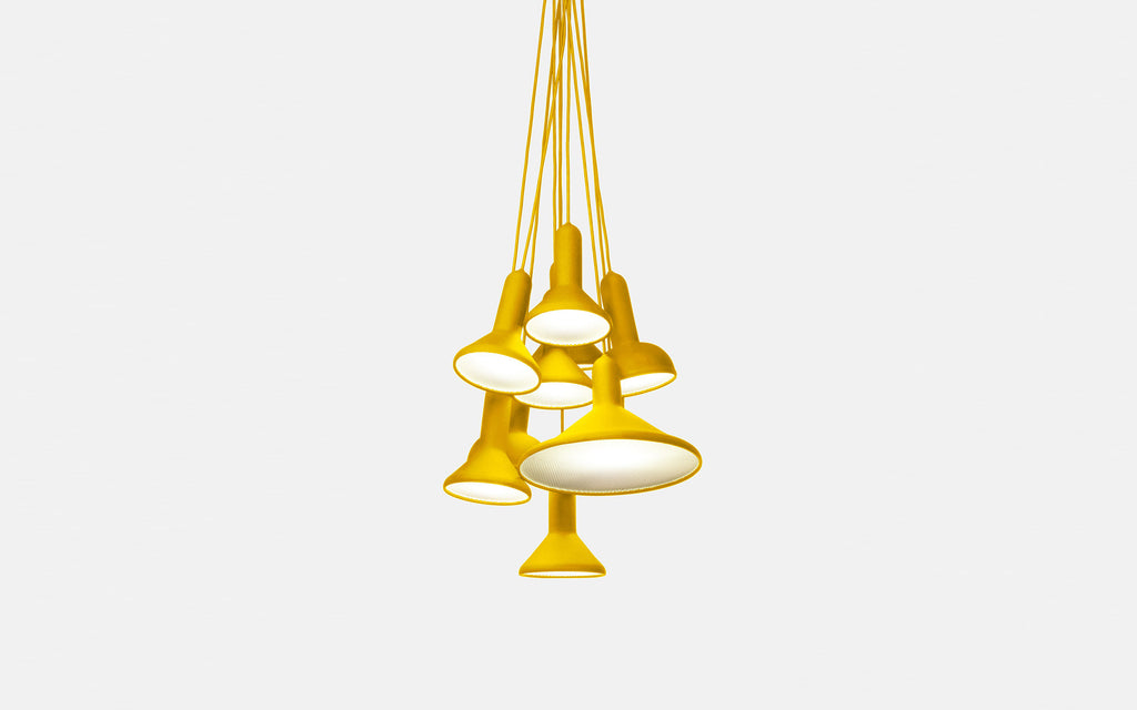 Torch Bunch S10 suspension light