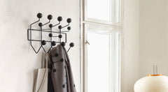 Hang it all coat rack