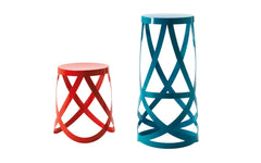 Ribbon Stool