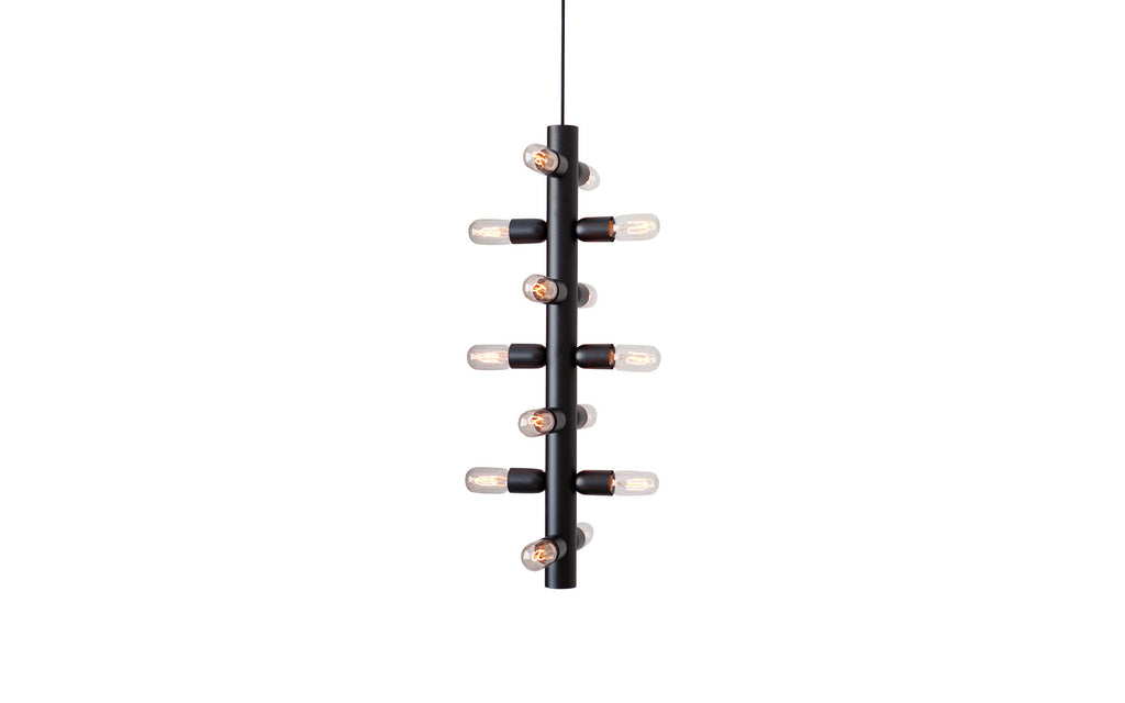 Royal pendant light