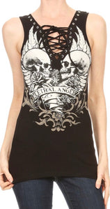 Lethal Angel Deep V Tank