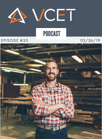 VCET Start Here Podcast Interview