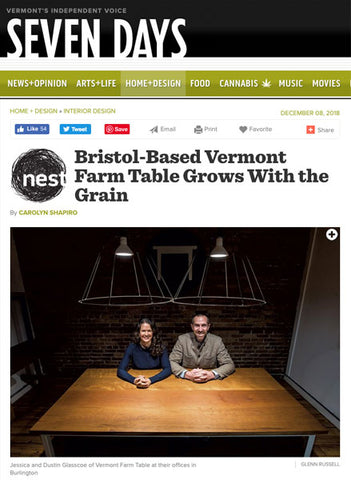 Bristol-Based Vermont Farm Table Grows With the Grain