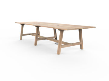A-Frame Conference Table