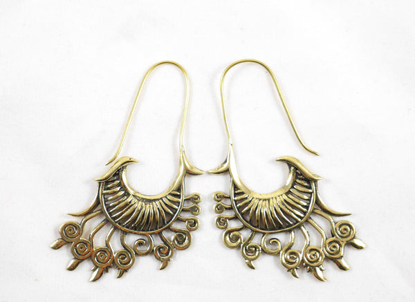 Wavewing Earrings