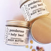BOTANICAL BODY BUTTER <br> [ ponderosa + holy basil ]