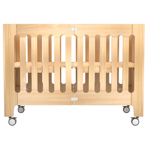 Alma Max Solid Wood Cot Bed
