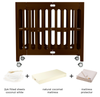 alma mini cot bundle
