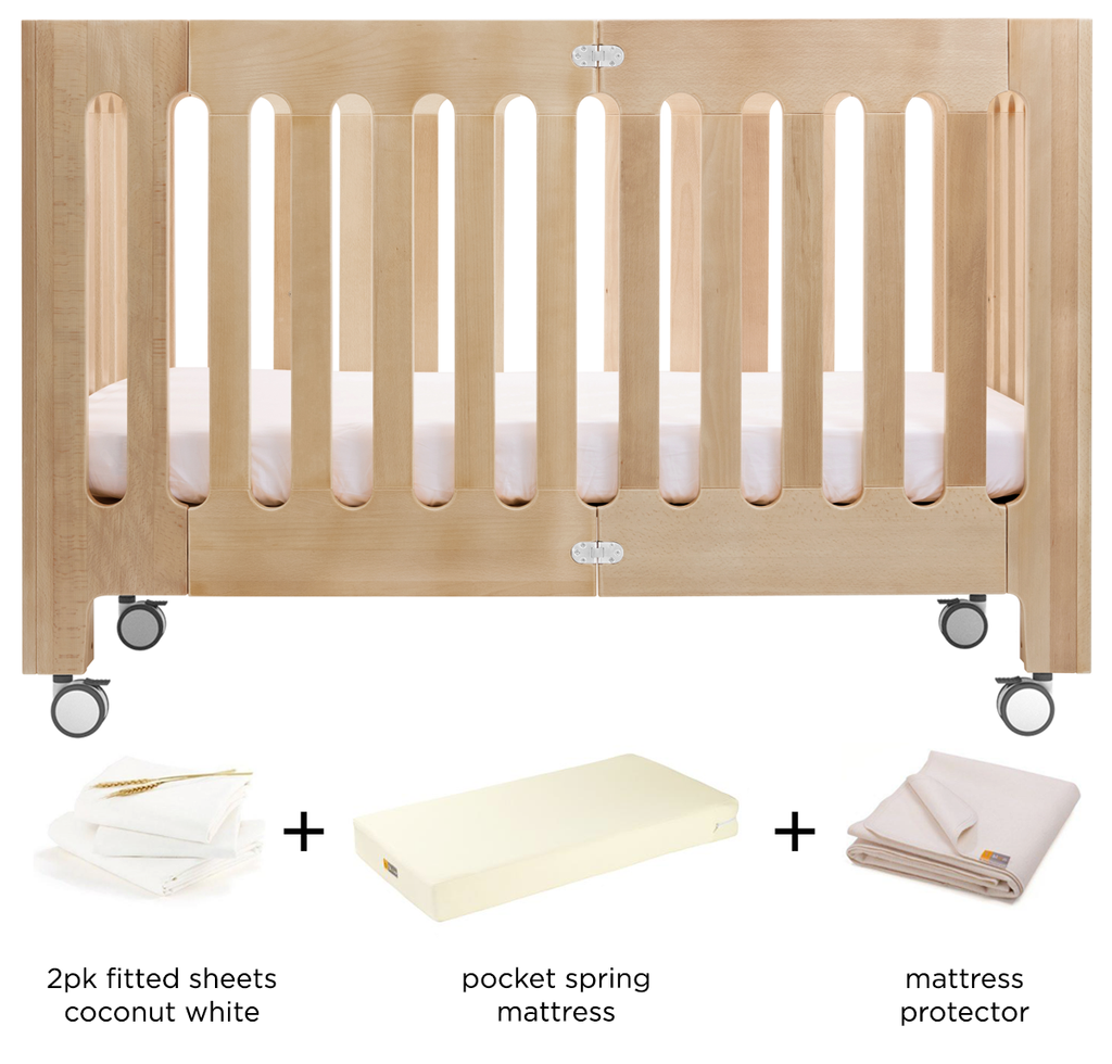 alma max cot bundle